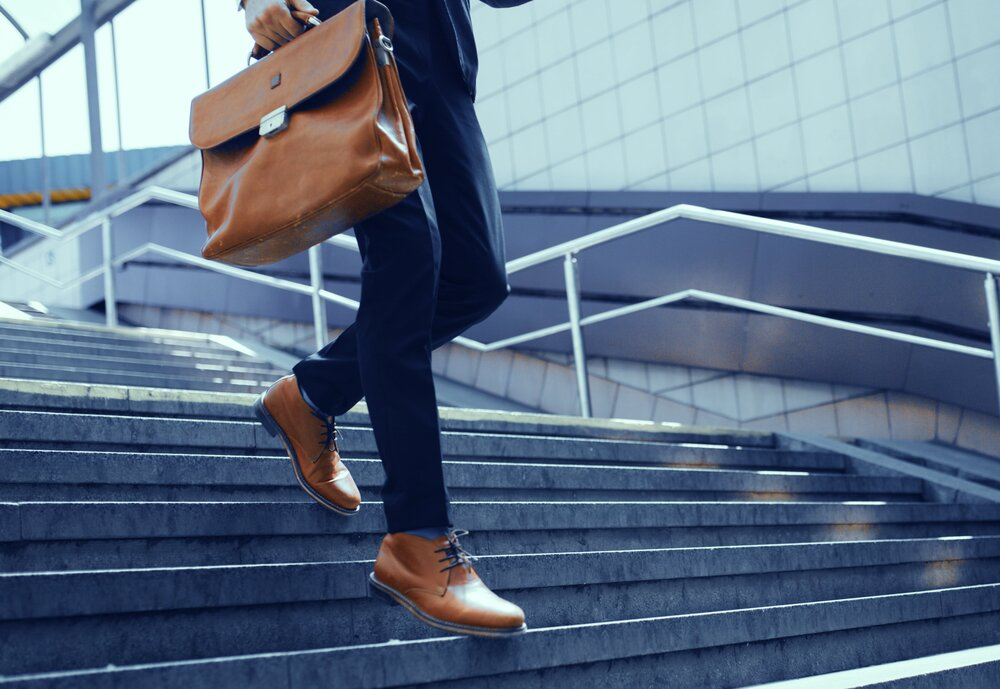 Medizinische Schuheinlagen für Anzugschuhe aus Leder